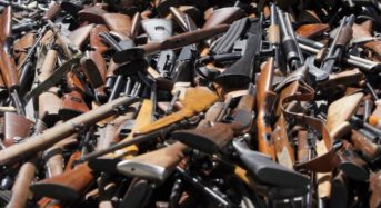 Australia Recovers 57,000 Illegal Weapons In Just Three Months