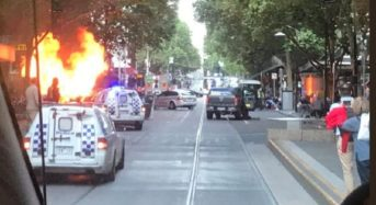 One Dead and Two Injured in Melbourne Stabbing