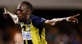 Usain Bolt Leaves Australian Football Central Coast Mariners