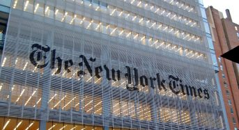 """Trump's dismissal procedure: the """"New York Times"""" at the centre of a controversy"""