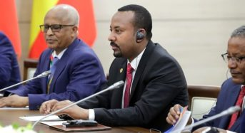 Abiy Ahmed, this strange Nobel Peace Prize winner