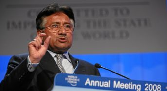 "Former Pakistani President Pervez Musharraf sentenced to death for ""high treason"""