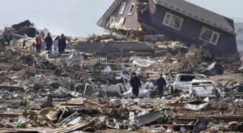 Japan Magnitude 6.4 earthquake on the East Coast